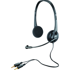Plantronics AUDIO 322, PC headset, blister pack,emea