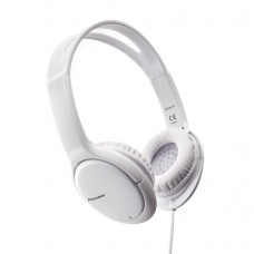 Pioneer Headphones SE-MJ711-W